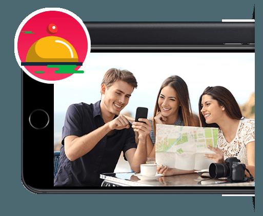 Notificações Push Aplicativo Agência de Turismo
